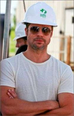 Brad Pitt's Eco-Friendly Initiative
