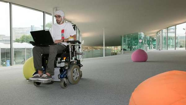 Mind-Control Wheelchairs