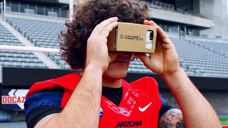 Concussion-Simulating VR Apps