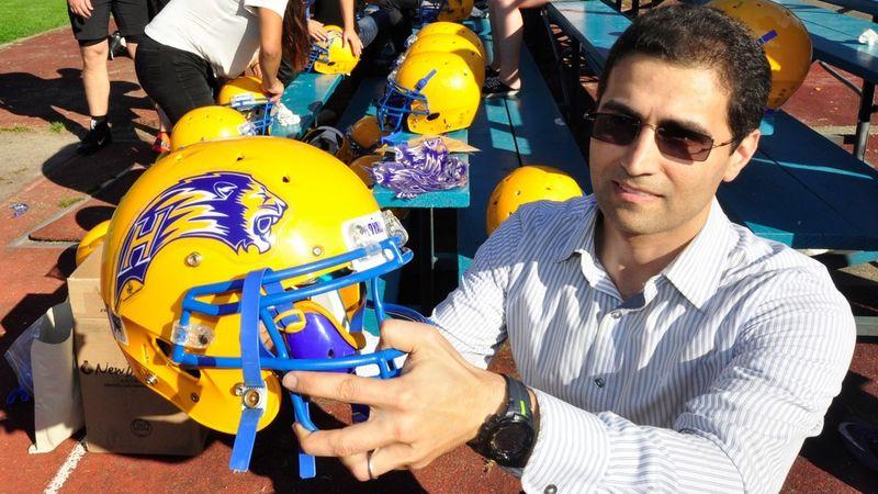 Protective Helmet Decals