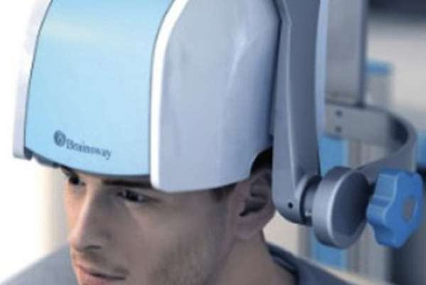 Depression-Alleviating Headgear