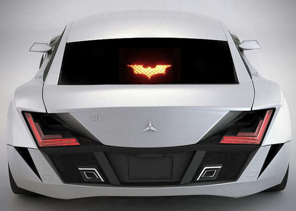Vigilante Brake Lights