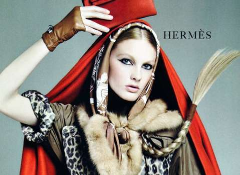 Haute Red Riding Hoods