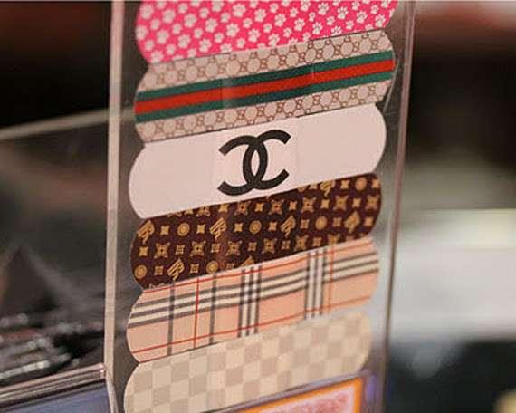 Glamorous Designer Bandages