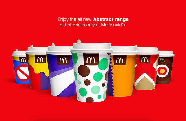 Conceptual Cup Ads