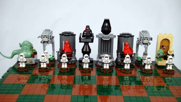 Sci Fi Chess Sets (UPDATE)