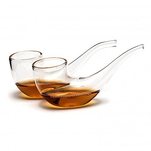 Pipe Libation Sippers