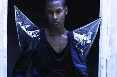 Sharp-Shouldered Masculine Fashion