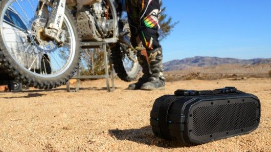 Rugged Bluetooth Outdoor Speakers