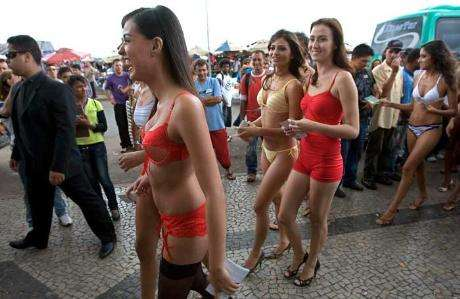 Brazil Underwear Day