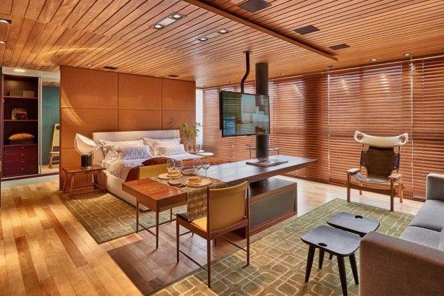 Single-Room Apartments