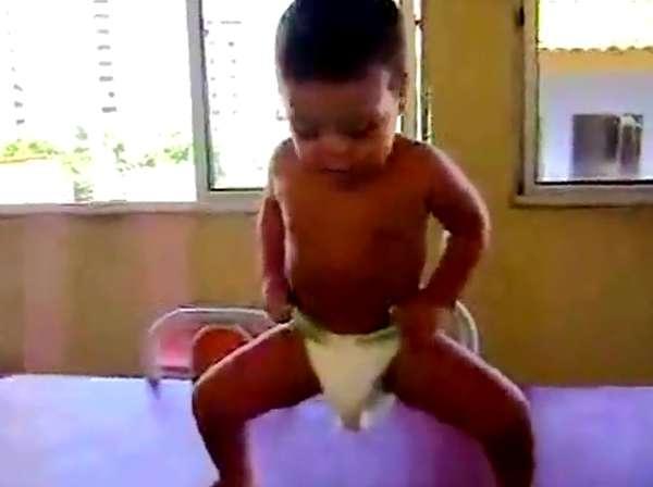 Booty-Shaking Babies
