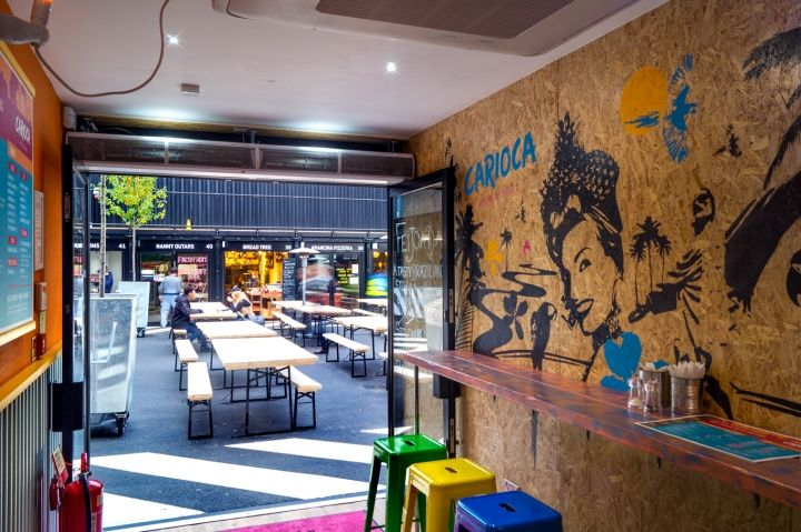 Art-Themed Brazilian Cafes