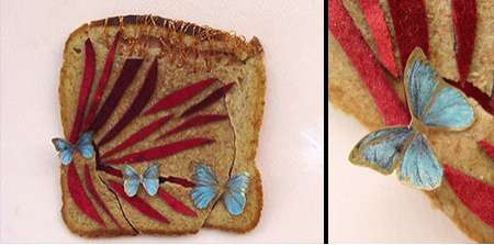 Toast as a Canvas