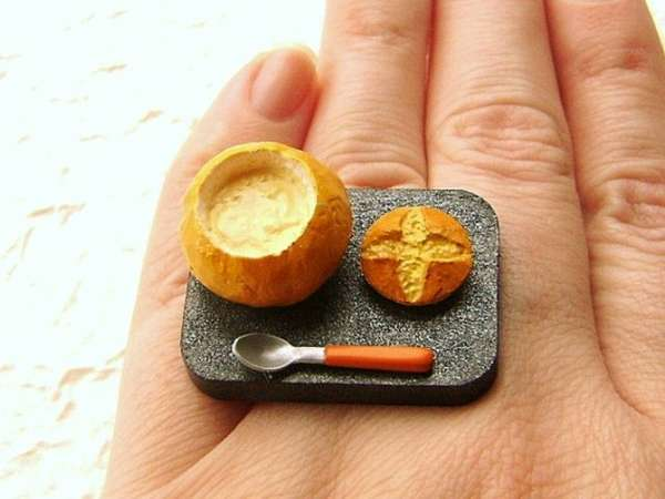 Mini Food Rings