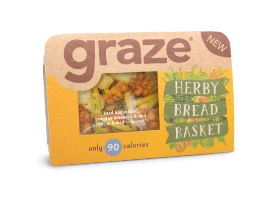 Bread Basket Snacks