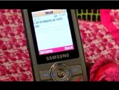 1 in 7 Break Up Via Text