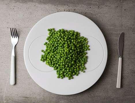Breakable Dinner Plates