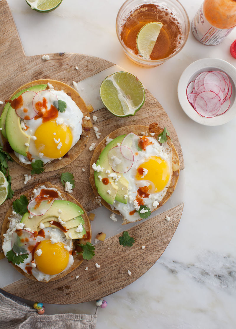 40 Exotic Breakfast Food Ideas