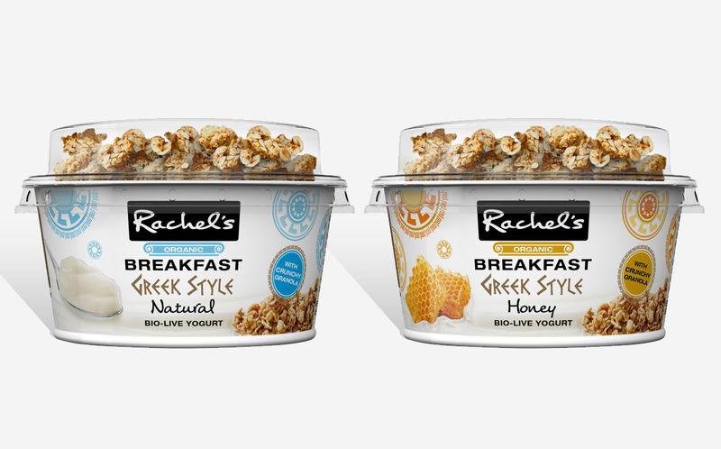 Granola-Topped Yogurt Cups