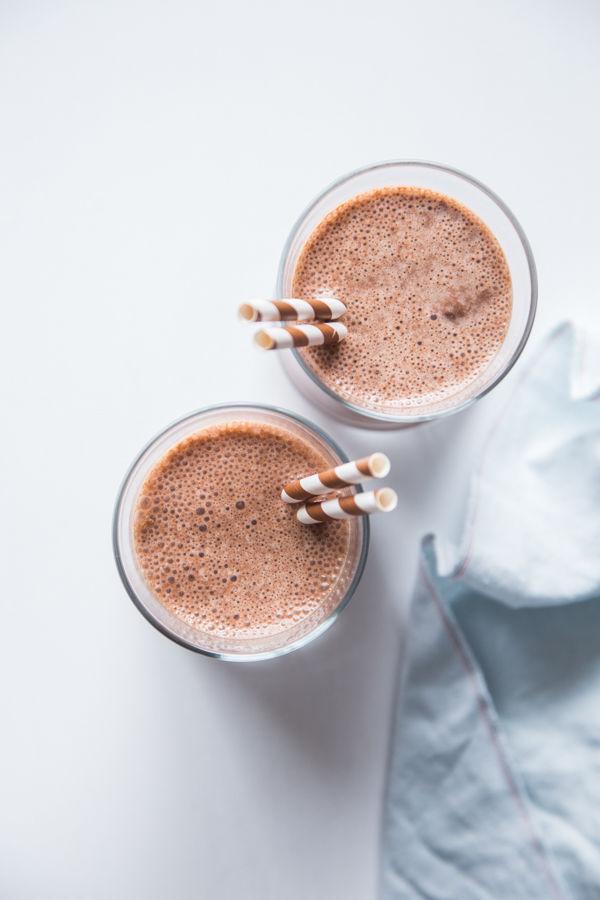 Cocoa Breakfast Shakes