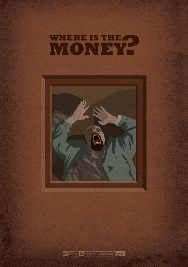 breaking bad episode posters