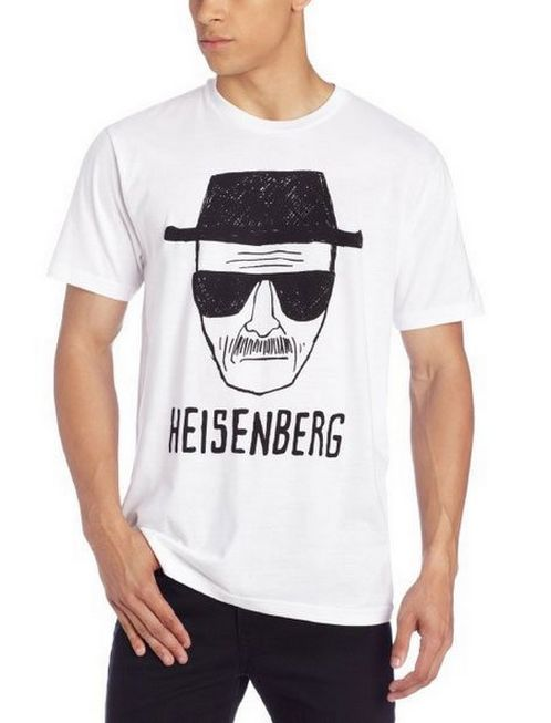 'Breaking Bad' shirt