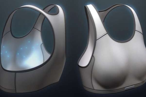 Cancer-Detecting Sports Bras