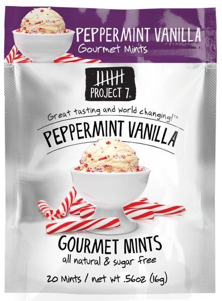 Gourmet Mint Packets