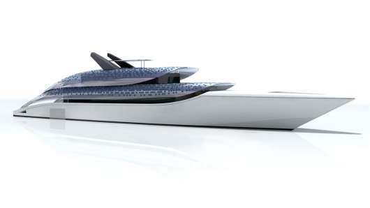 Zebra-Inspired Boats