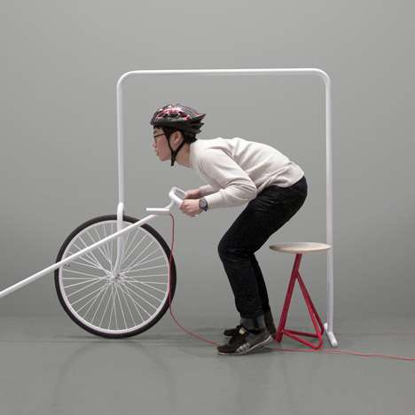 Bike-Like Furnishings