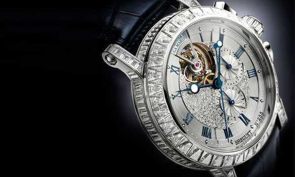 Neo-Nautical Diamond Watches