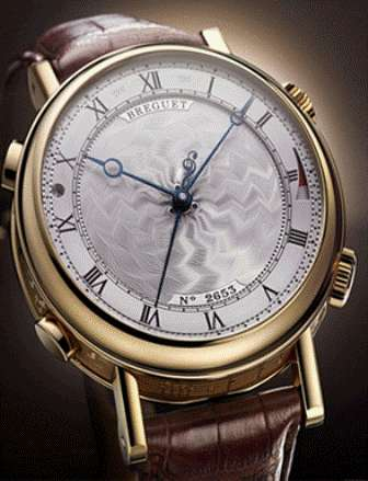 Breguet Reveil musical wristwatch