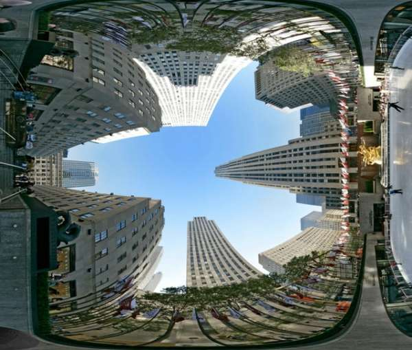 Architectural Kaleidoscope Captures : Brent Townshend