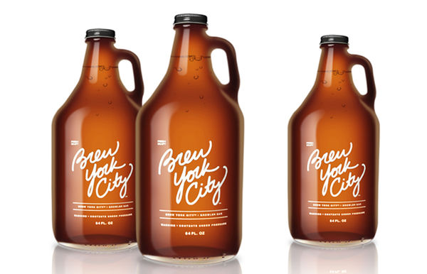 Brew York City Branding