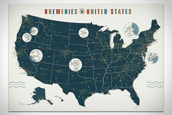breweries of the united states map1
