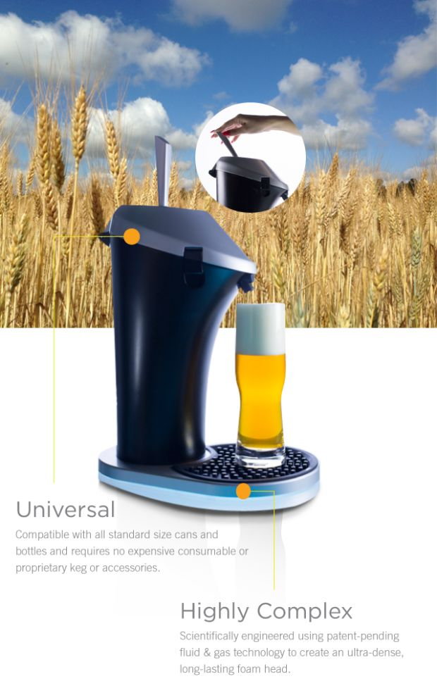 Beer-Enhancing Devices