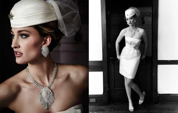 Vivacious Vintage Bridal Shoots