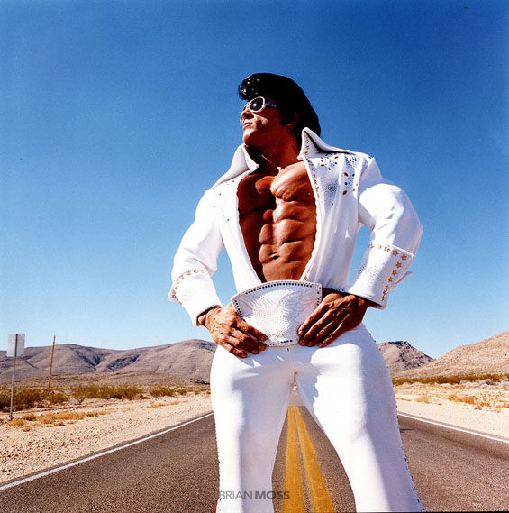 Quirky Bodybuilder Photography