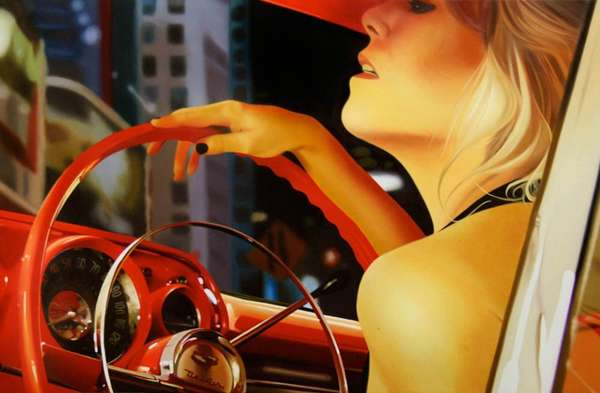 Stunning Photorealistic Paintings
