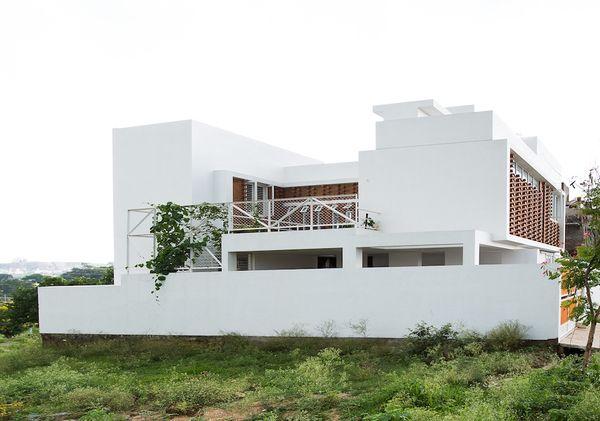 Modern Brick-Infused Abodes