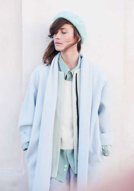 Minimalist Pastel Styles