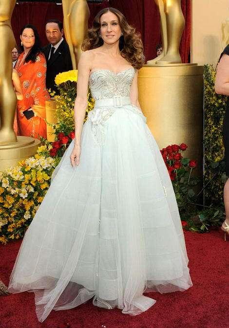 Bridal Oscars Vibes