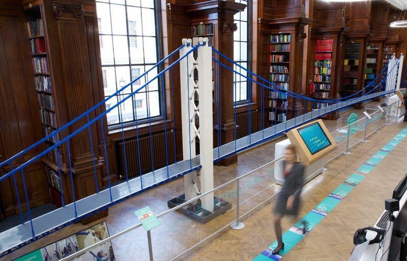 Record-Breaking LEGO Bridges