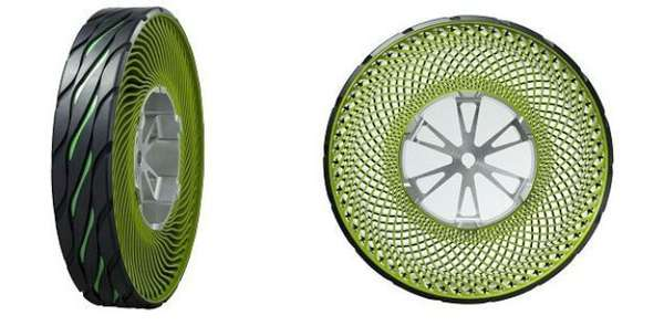 Honeycomb Tire Concepts