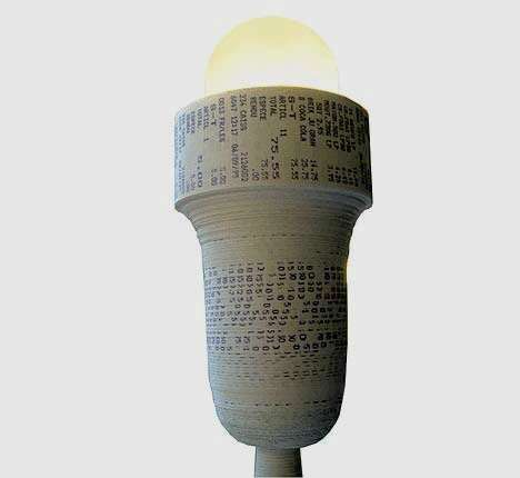 Till Receipt Lamp