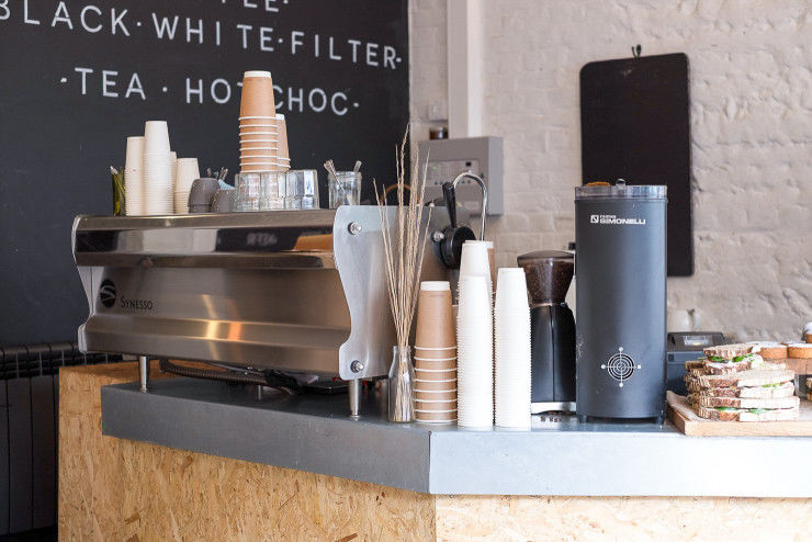 Zero Waste Cafes