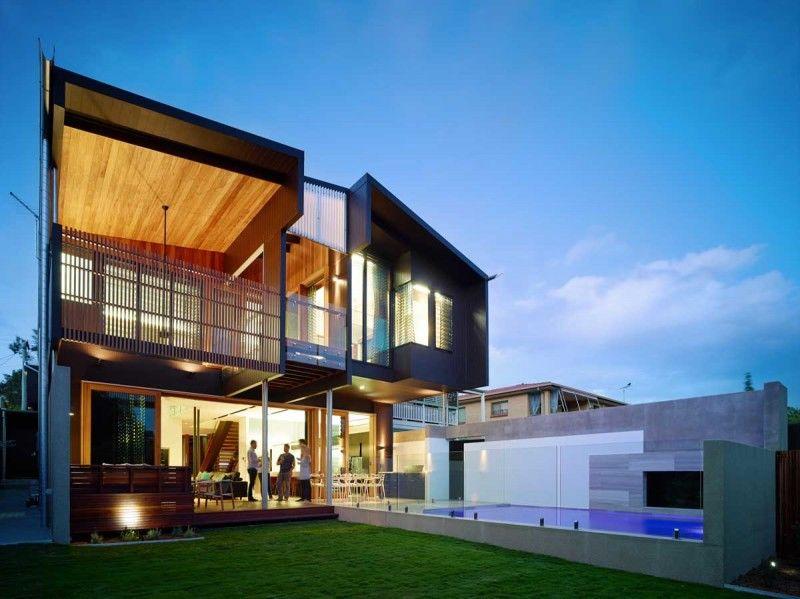 Sun-Dappled Suburban Homes