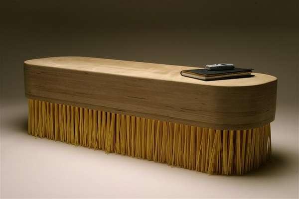Floor-Cleaning Furniture