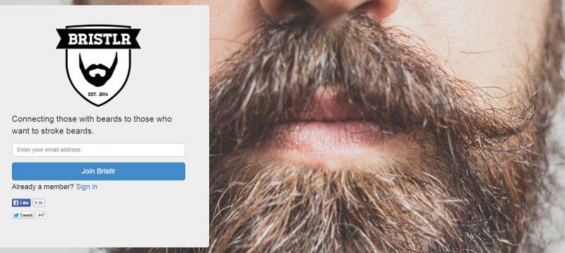 Beard-loving Social Networks